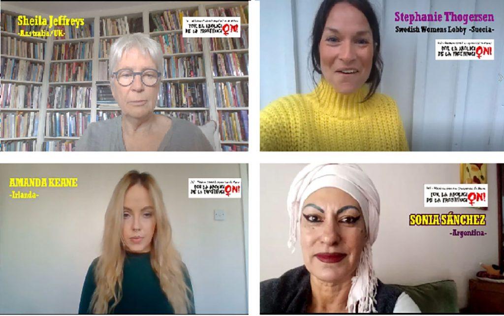 Campaña apoyos Internacionales a la LOASP